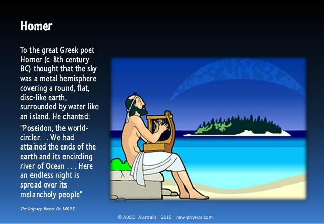 The Ancient Greeks who SUPPORTED the…FLAT EARTH – You'll be shocked…