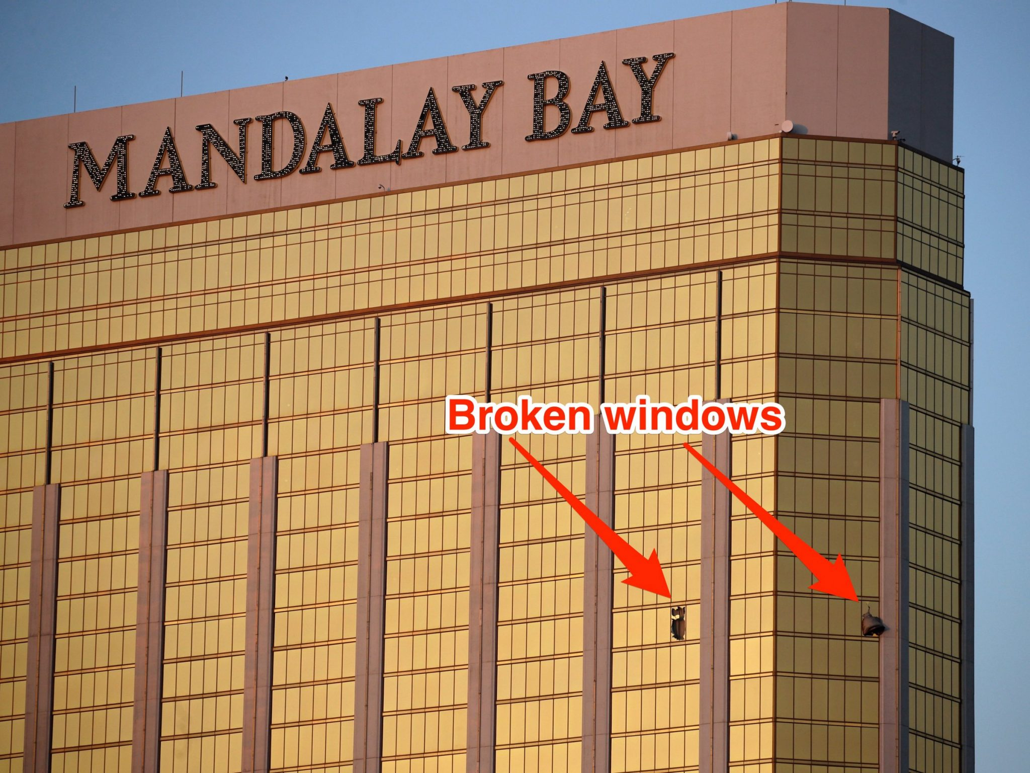 Las Vegas Shooting: When the lights when ON in…VEGAS and everyone realized it was all…A HOAX!