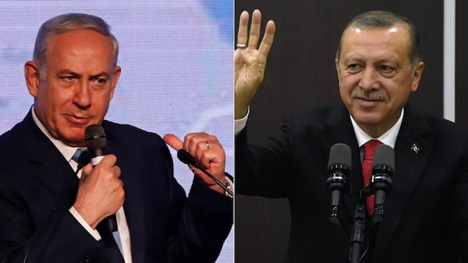 Netanyahu slams Turkey's Erdogan for claiming Israel is 'terrorist state' that 'kills children' – One BUTCHER accuses the other!