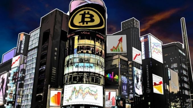 Japan Prepares Banks For Huge Bitcoin Collapse