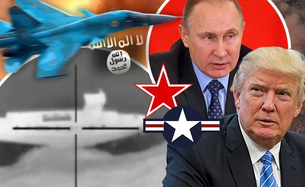 Russia Tells US To Leave Syria