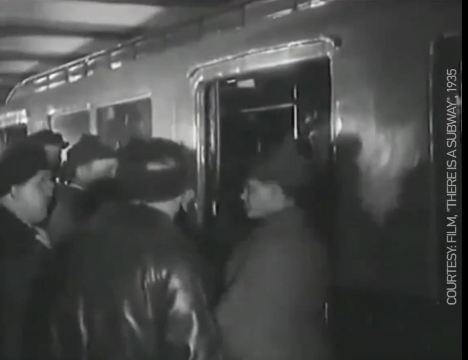 Moscow goes Metro in…1935! Moscow Metro is 82yo!