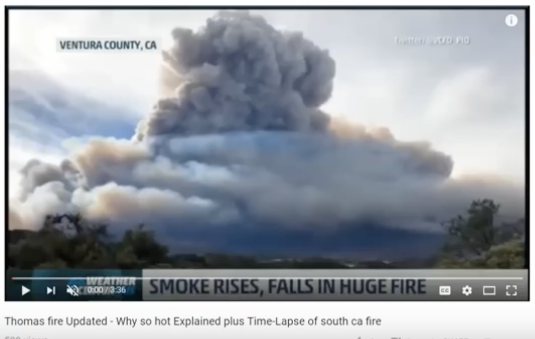 CA Fire Update: Spreading, More Evacuations, Anomalies, Weather Modification Services For CA