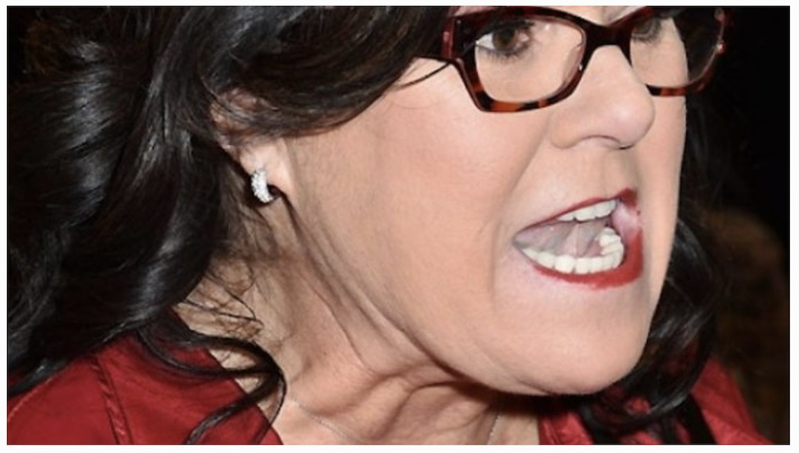 Rosie O'Donnell Accuses Trump Of Raping A Child