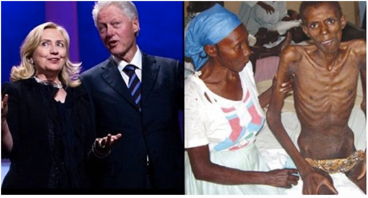WikiLeaks: Clintons Schemed With Big Pharma To Keep AIDS Drugs Prices High