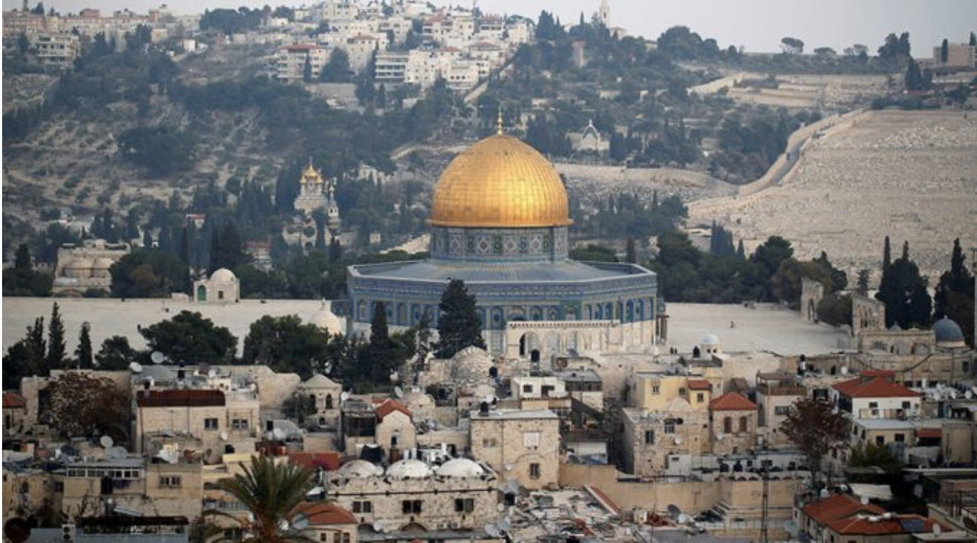 Christian Leaders Warn Trump Of 'Violence & Suffering' If Jerusalem Recognized As Israel Capital