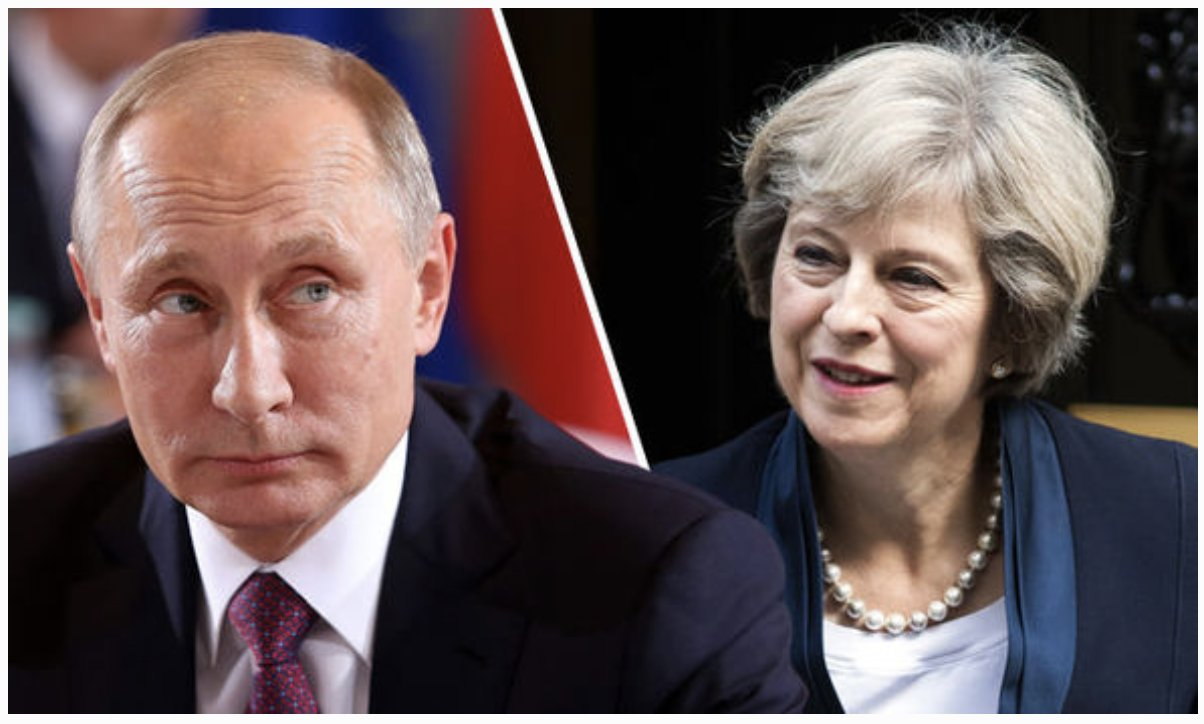 UK Forced To Import Gas From Russia