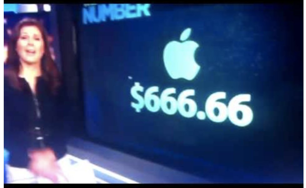 APPLE IS GETTING EVERYONE PREPARED FOR … THE MARK OF THE BEAST (666)!!!