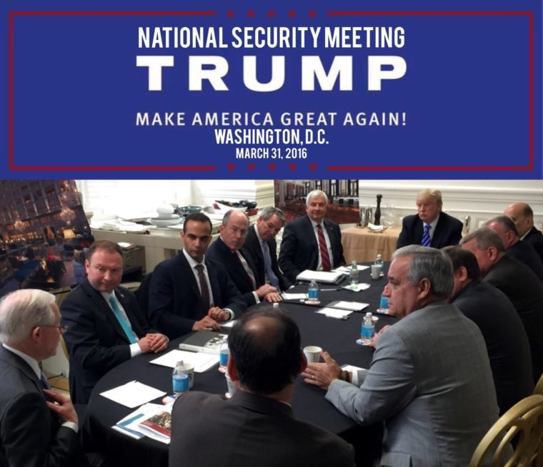 Report Says Kammenos Aided Now-Indicted Trump Adviser Papadopoulos