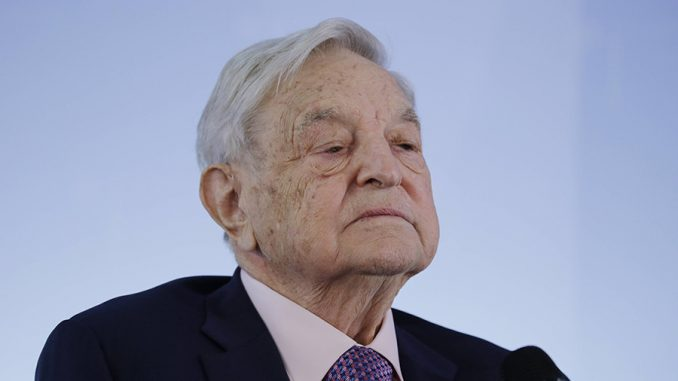 George Soros Suffers 'Massive Heart Attack' On Christmas Eve In Hungary