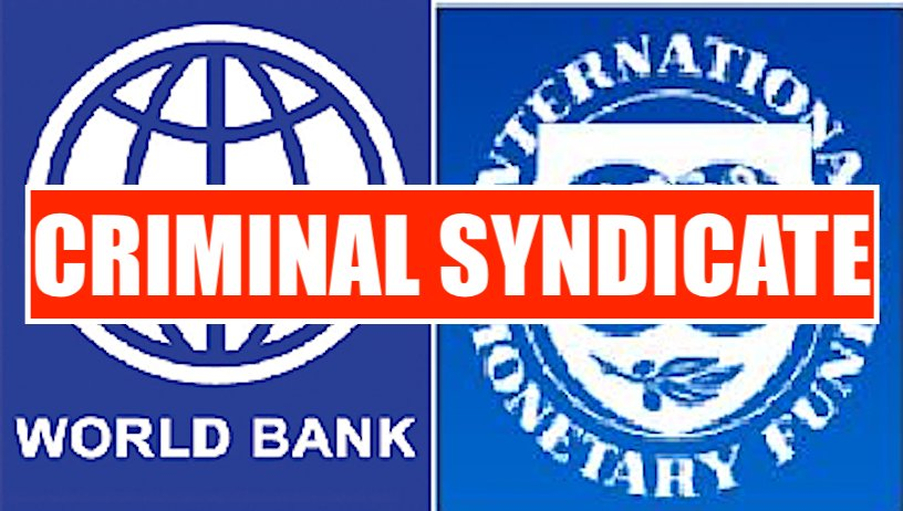 IMF and World Bank destroying countries like Greece – Secret documents pilfered from IMF and WB that reveal it all!