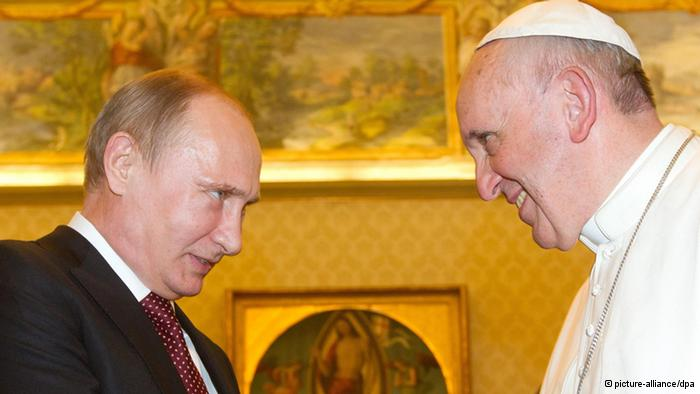 "Pope Francis, Jihad, and Moscow's ""Espionage Church"""