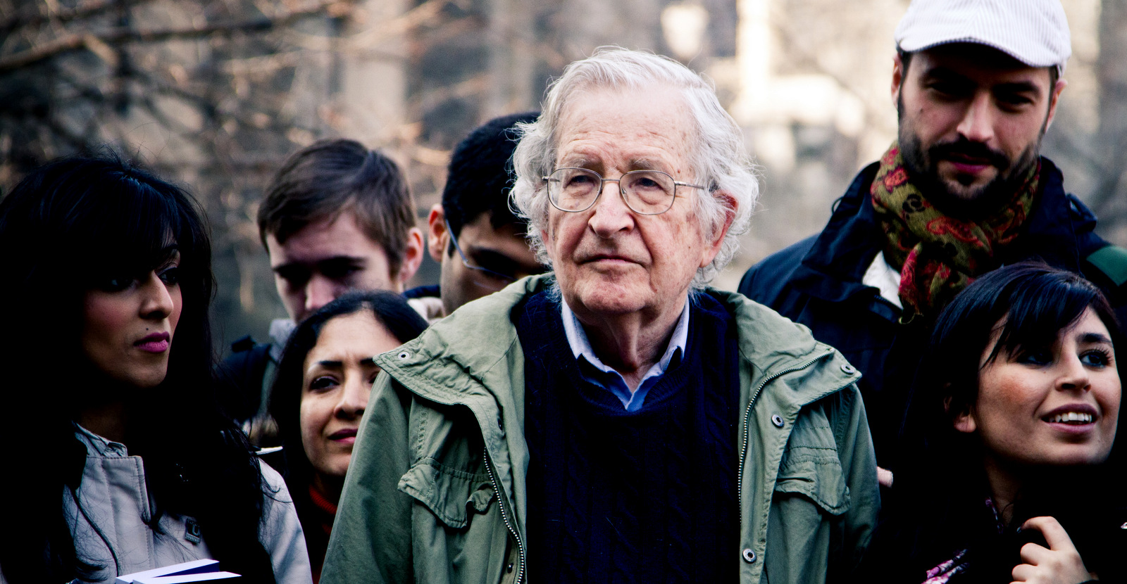 "Chomsky Among ""Progressives"" Calling for US Military Involvement in Syria"