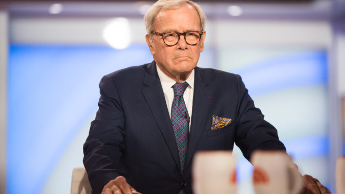 NBC Anchor Tom Brokaw Accused Of Sexually Molesting 'Barely Legal' Staffer