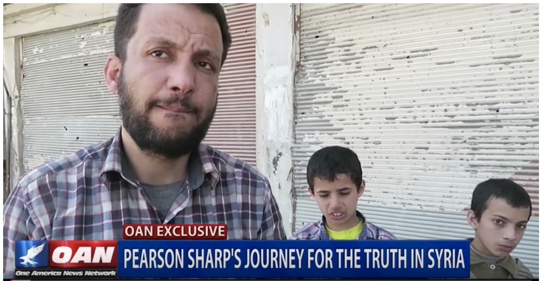 Syrian Boy in White Helmets Video Reveals TRUTH