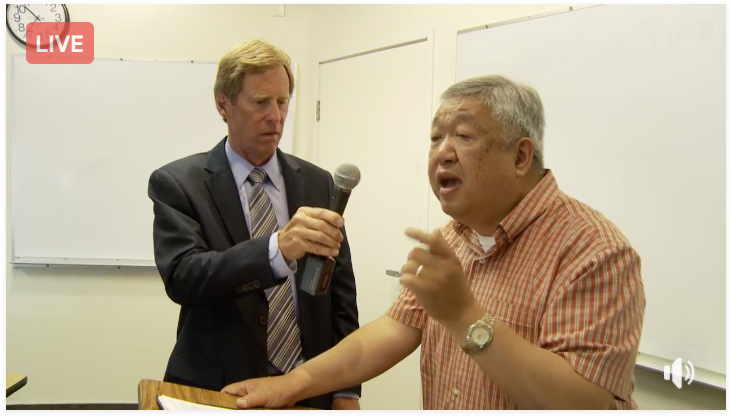 A sneak peek LIVE into the Talbot Hermeneutics class taught by prof. Ben Shin! Professor Scott Rae interviews Dr. Shin and the students.