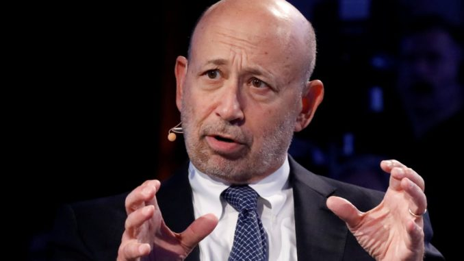Goldman Sachs Admits Curing People Of Diseases Is Bad For Business