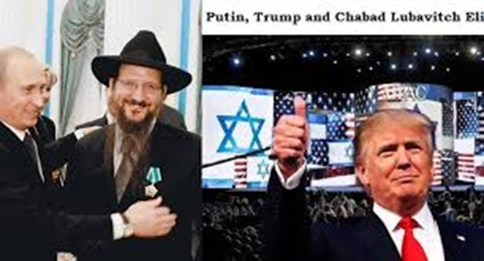 Trump, Putin, Chabad-Lubavitch, Third Temple & The Antichrist