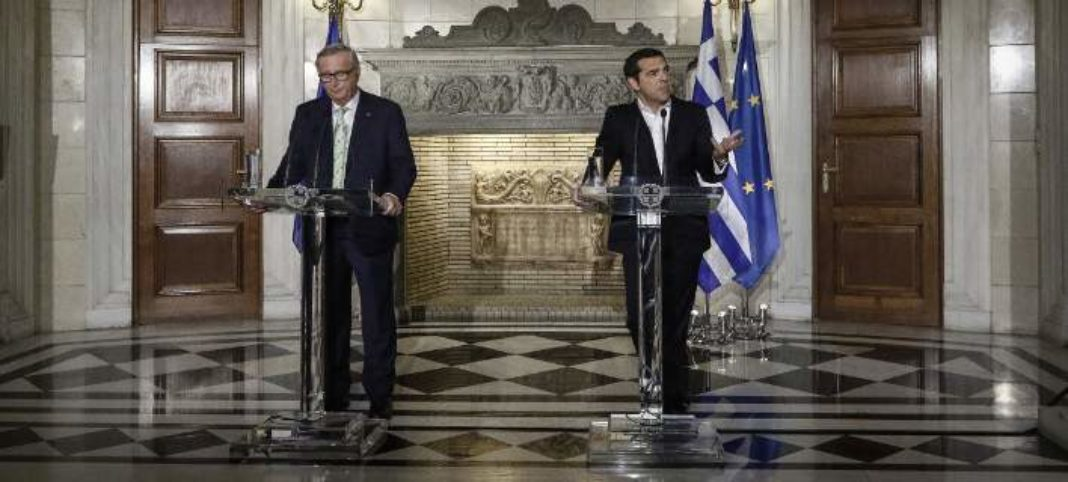 EU's Juncker: Greece to be a 'Normal Country' by Summer's End