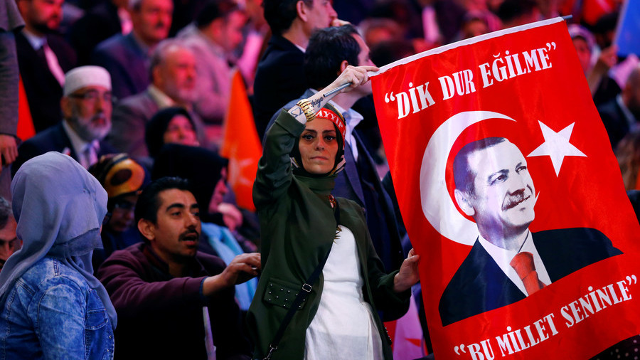Erdogan trumpets more Syria ops & '100% local arms' in bold manifesto
