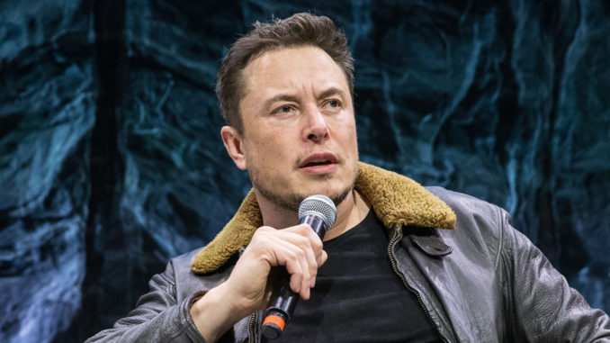 Elon Musk: 99.9% Of Media Is Owned By The 'New World Order'