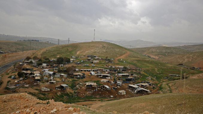Israel's Supreme Court Authorizes Demolition Of Palestinian Village