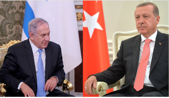 Turkey AND ISRAEL are BOTH practically THE SAME THING!