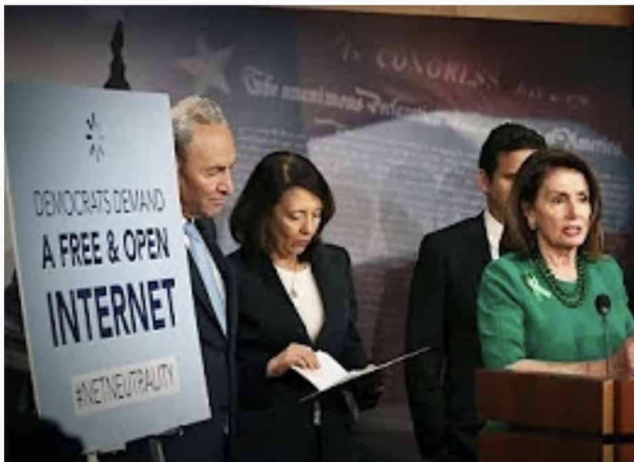 Senate Votes To Restore Net Neutrality