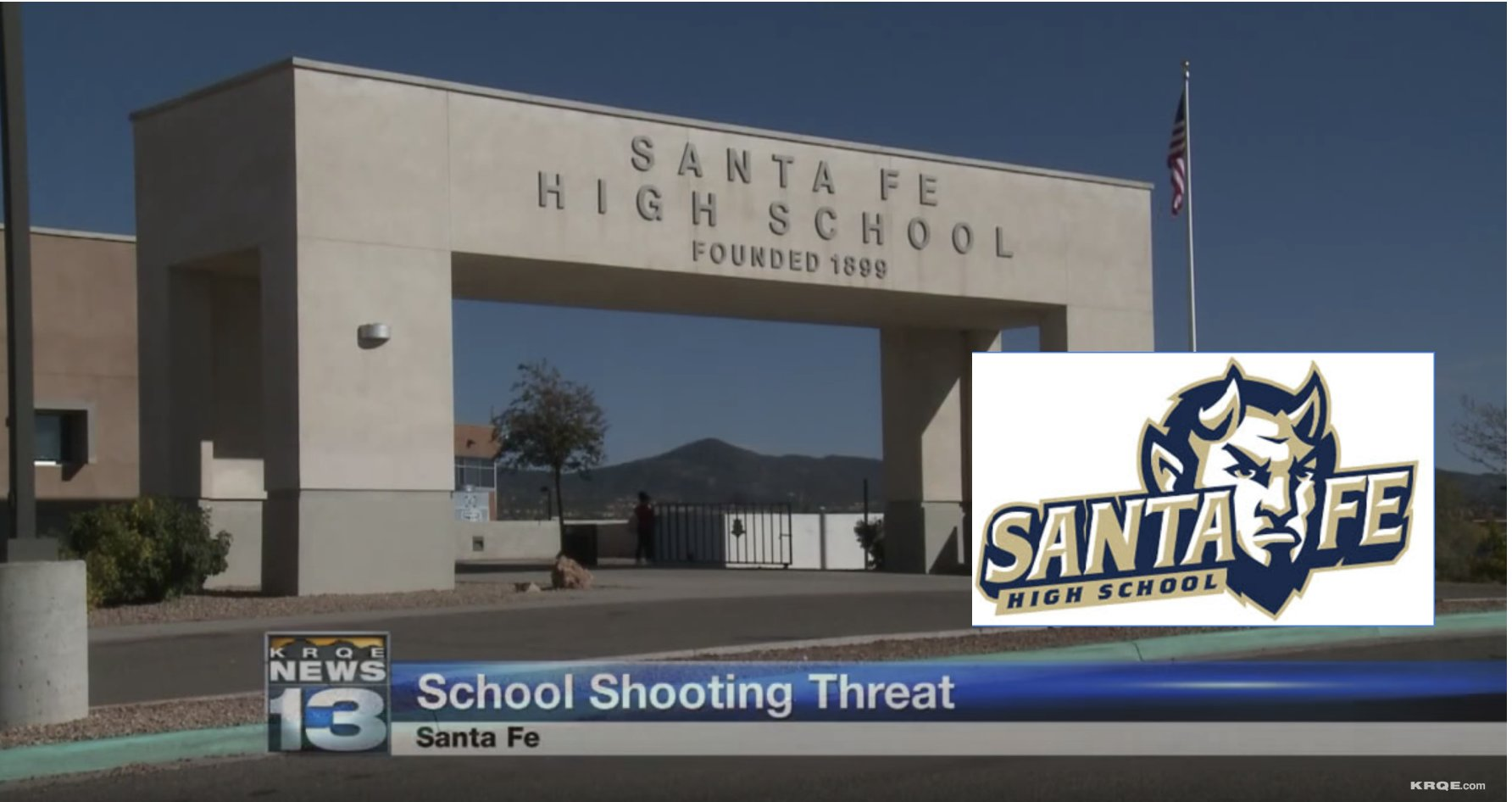 Police arrested 3 Santa Fe High students over school shooting threat 6 months ago in NEW MEXICO!!!