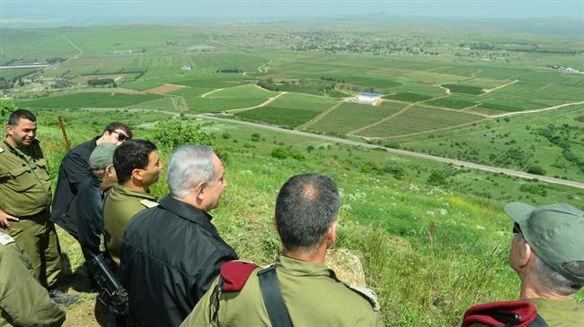 Israel Pushing US To Recognize Its Sovereignty Over Syria's Golan Heights