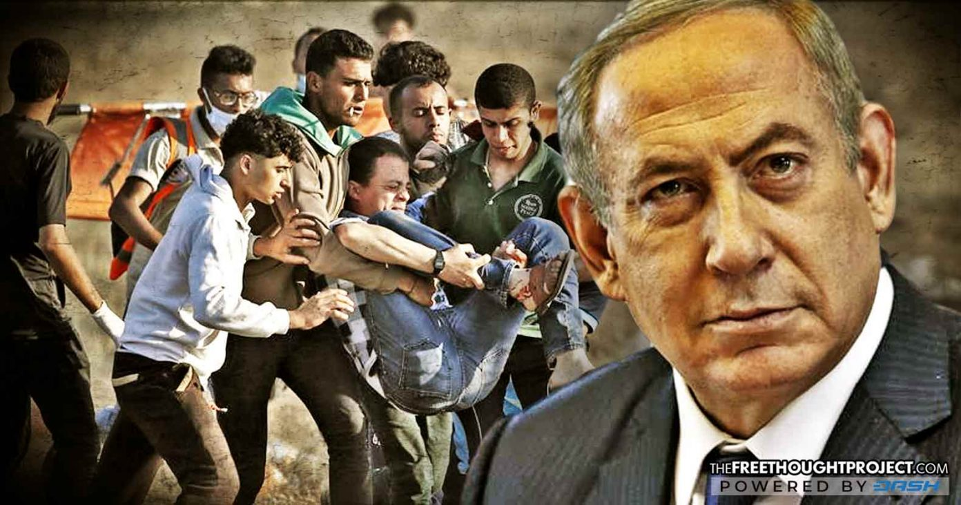 Israeli Gov't Just Condoned the Slaughter of Men, Women and Children by Calling Them 'Nazis'