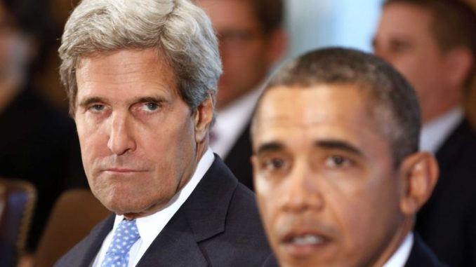 Congress Calls For Immediate Arrest Of John Kerry For Treason