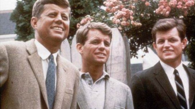 Kennedy Brothers Were Killed By CIA On Behalf Of Israel