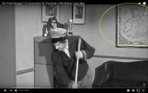 The Three Stooges and the   FLAT EARTH connection  WHAT