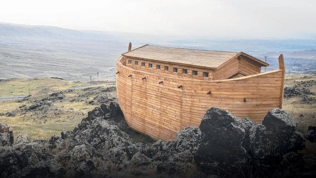CIA and DIA Documents on Noah's Ark Found!! You Will Be Floored By What They Contain