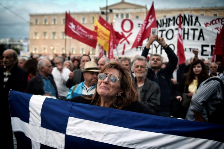No Eurozone Country Has Done More 'Austerity' Than Greece
