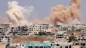 Russian Airstrikes Hit Southwest Syria, Breaking a Ceasefire Deal