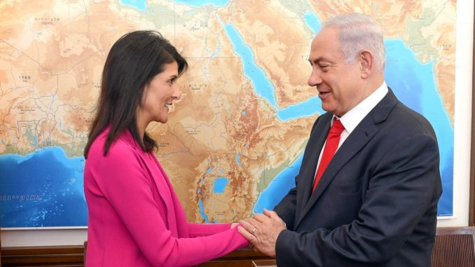 US Leaves UN Human Rights Council Due To Its 'Chronic Bias Against Israel'