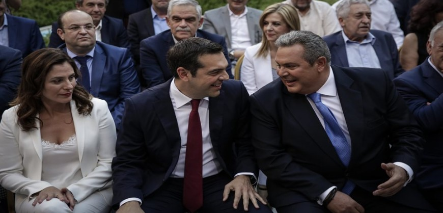 Reuters: Greece swaps bailout hell for eternal purgatory
