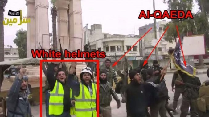 US Resumes Millions In Funding For White Helmets – TRUMP RESUMES FUNDING OF TERRORISTS IN SYRIA!!!