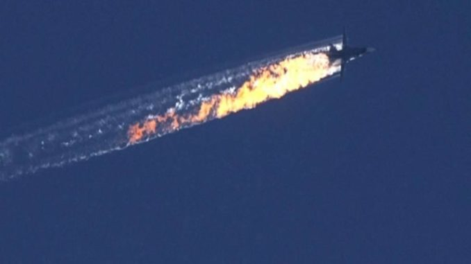 Israel Shoots Down Syrian Fighter Jet While It Was Bombing ISIS