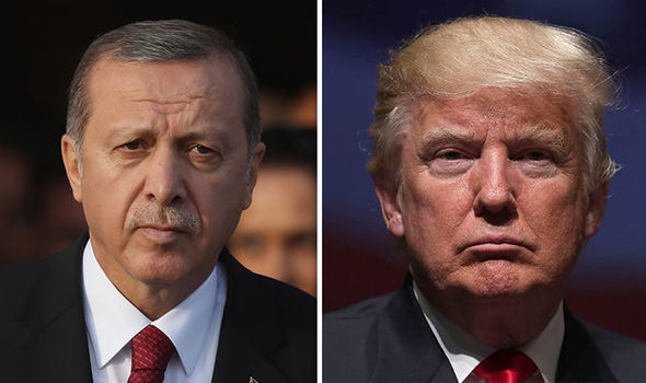 REVENGE: Turkey's Erdoğan told 'SEIZE Trump Towers Istanbul' in retaliation to sanctions