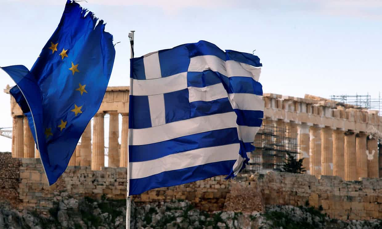 Greece emerges from eurozone bailout after years of austerity