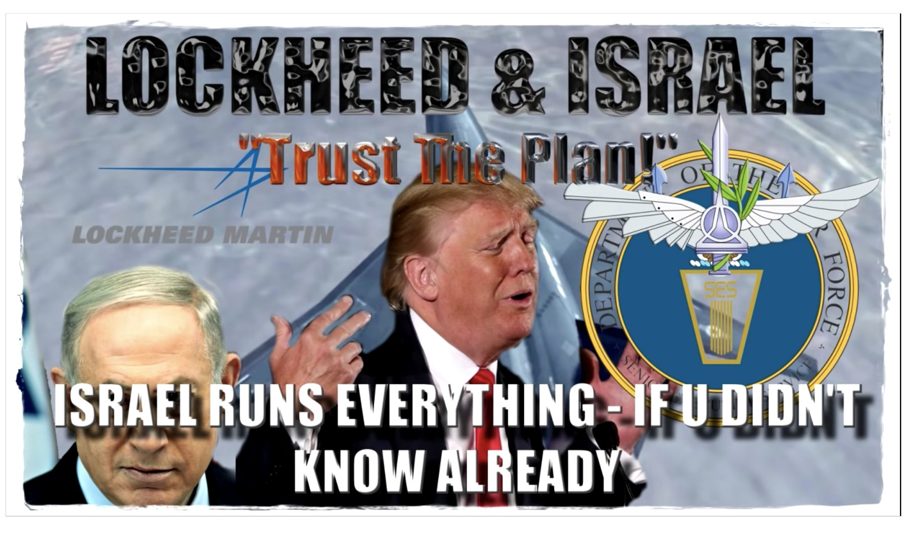 Lockheed And Israel Run Everything | Special Executive Service