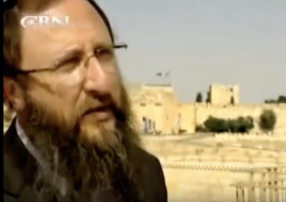 The Plan to Destroy the Temple Mount