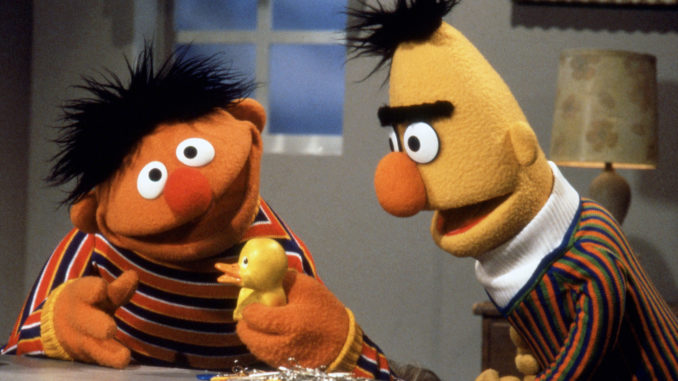 'Bert & Ernie Were Gay Lovers', Reveals Sesame Street Writer