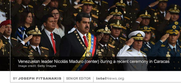 Trump officials 'discussed secret coup plans' with Venezuelan army officers