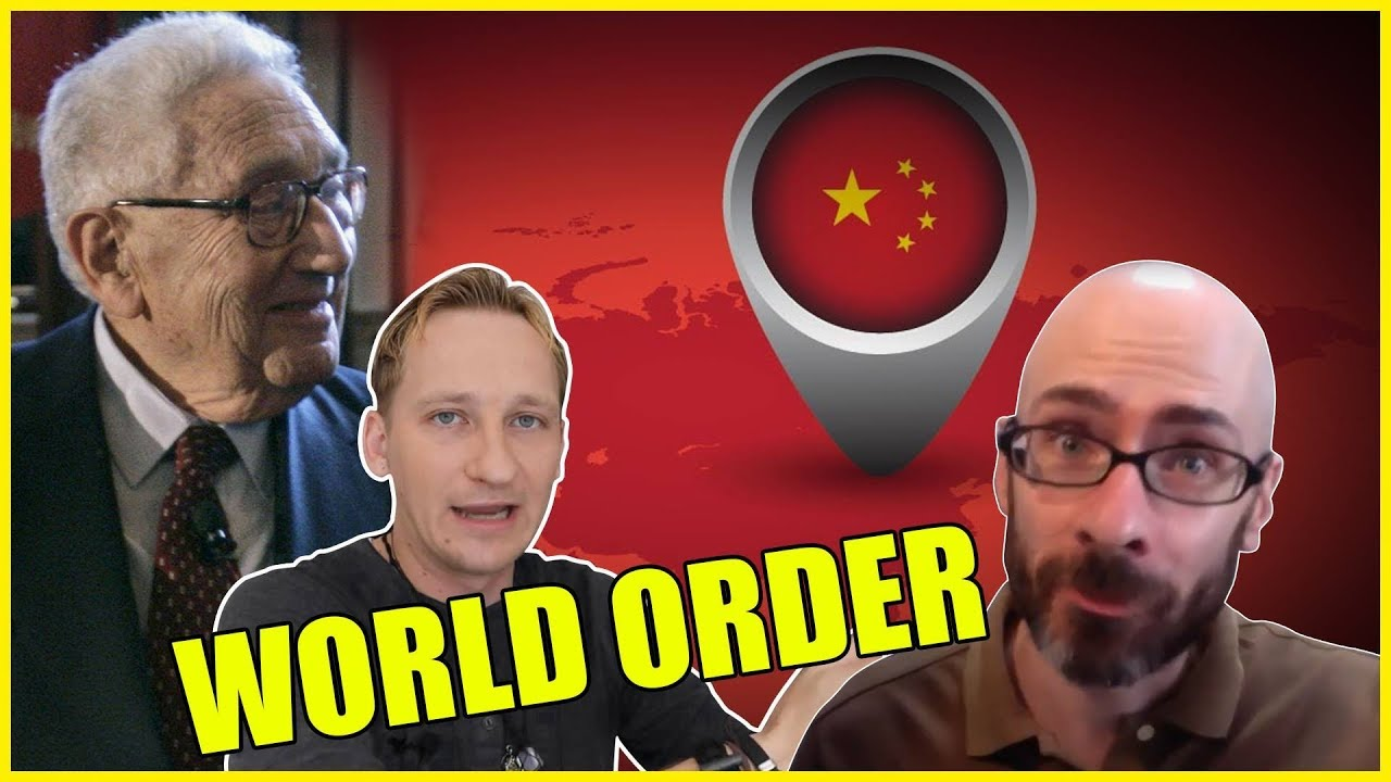 Why The China World Order Is Here On Purpose