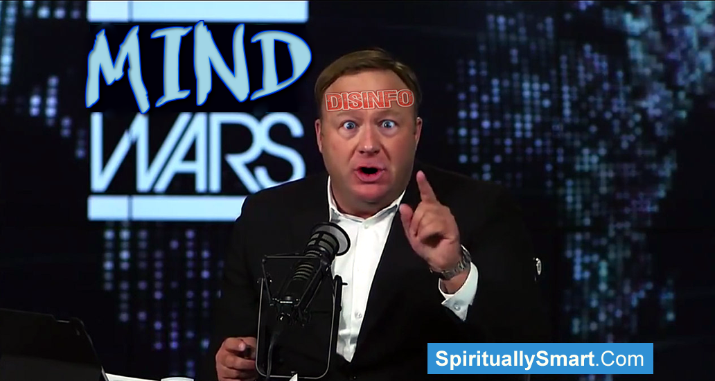 "Alex Jones (Bill Hicks) ADMITS: ""I RUN THE CIA!"" He's a Stratfor/CIA agent with his big InfoWars government…PSYOP!!!"
