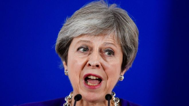 MPs condemn 'vile' abuse of Theresa May